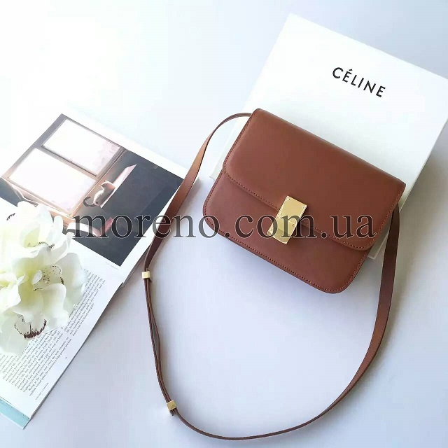 8183433222a4 Сумка Celine Classic Box 23 см по дну