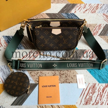Сумка LV Multi Pochette original leather