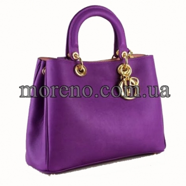 Сумка Christian Dior-44374 Mid purple