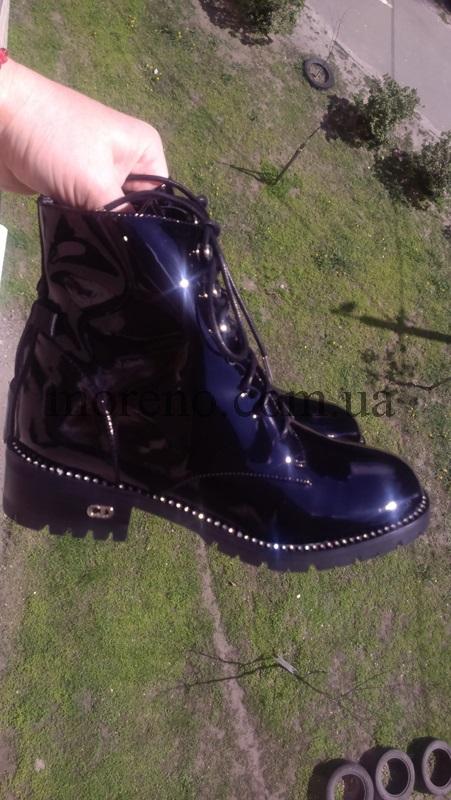 2b70f063faaf Лакированные ботинки Dior