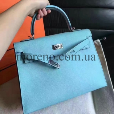 Сумка Hermes Kelly 32 см фото 4