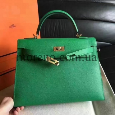 Сумка Hermes Kelly 32 см фото 6