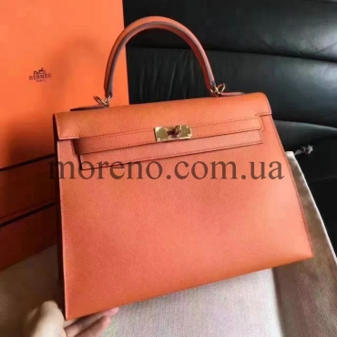 Сумка Hermes Kelly 32 см фото 7