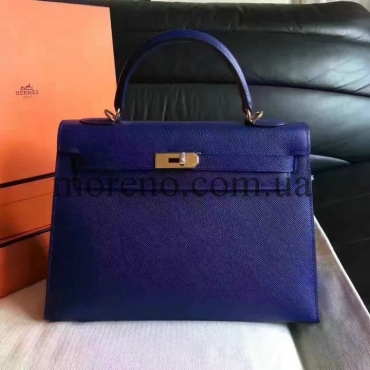 Сумка Hermes Kelly 32 см фото 9