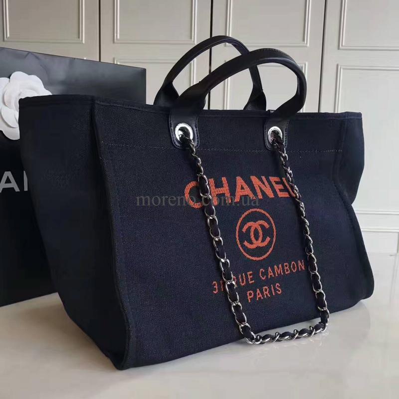 a4c98955af2c Сумка Chanel shopping большая