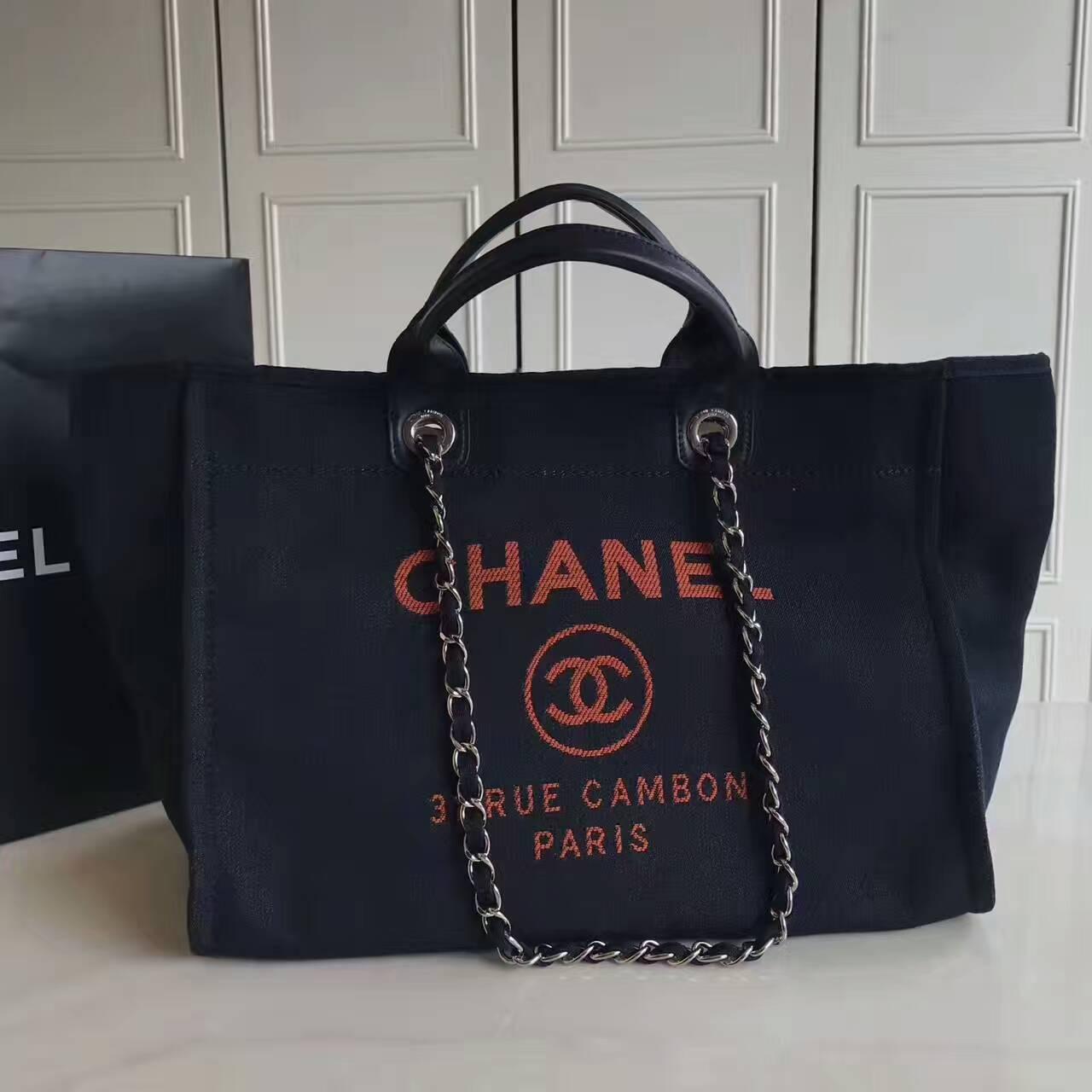 66f12914472a Сумка Chanel shopping большая фото 1 ...