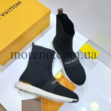 Sneaker Boot Louis Vuitton Aftergame
