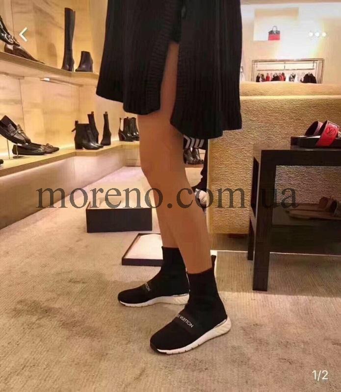 e3d1c372a0e Sneaker Boot Louis Vuitton Aftergame