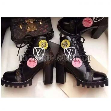 Ботинки Louis Vuitton нашнуровке 1e765c1d7d6